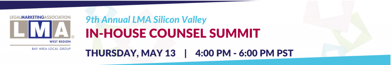 9th Annual Silicon Valley In-House Counsel Summit